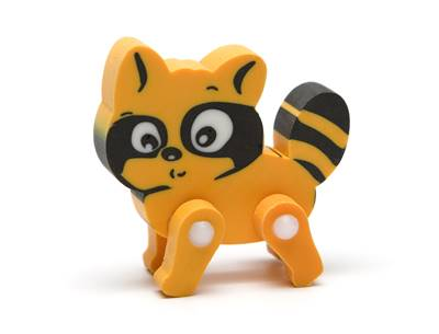 Plastic Toy Cat