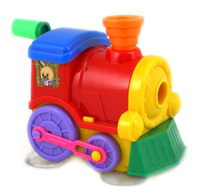 Plastic Train Toy